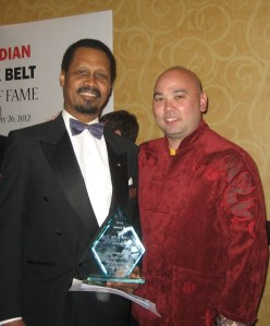 Canadian Black Belt Hall of Fame  Induction