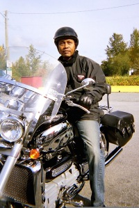 18. Riding in BC '07